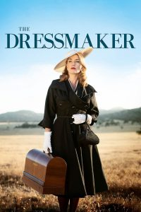 """Poster for the movie """"The Dressmaker"""""""