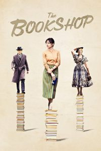 """Poster for the movie """"The Bookshop"""""""