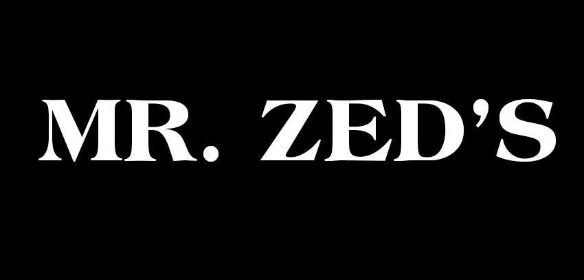 Mr. Zed\'s