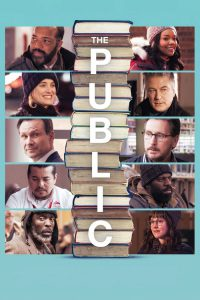 """Poster for the movie """"The Public"""""""