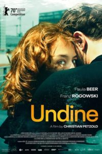 """Poster for the movie """"Undine"""""""